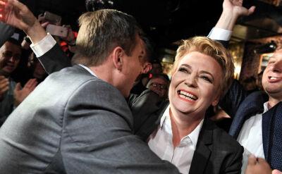 Rekordowe poparcie dla Zdanowskiej. PO: rząd musi ten wynik uszanować