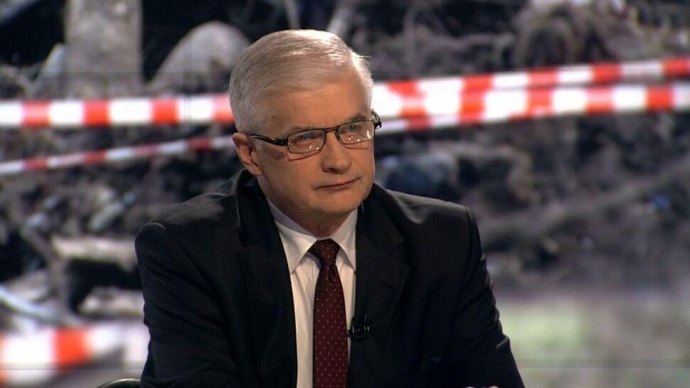 08.02 | Tusk może stanąć przed Trybunałem Stanu? Cimoszewicz: nie wykluczałbym tego