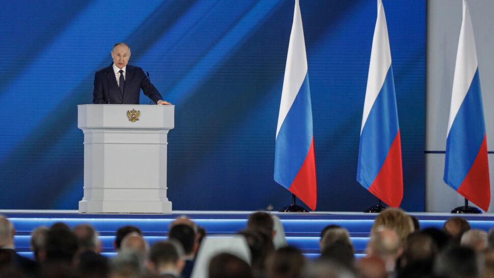 Putin przed Zgromadzeniem Federalnym: sami będziemy wyznaczać czerwone linie