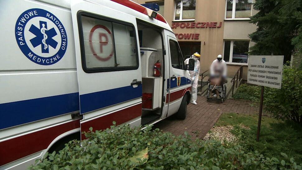 Kolejna doba z ponad tysiącem zakażeń. Epidemia w Polsce nie zwalnia