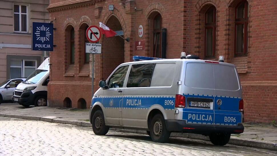 Pytania o działania policjantów na Dolnym Śląsku