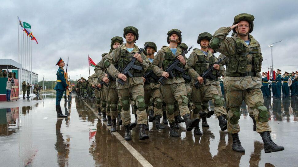 Rosja i Białoruś rozpoczęły manewry wojskowe Zapad-2021