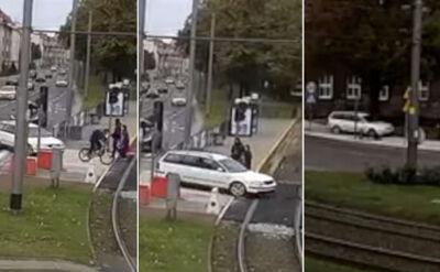 """Policja szuka poszkodowanego rowerzysty. """"Zapewniamy anonimowość"""""""