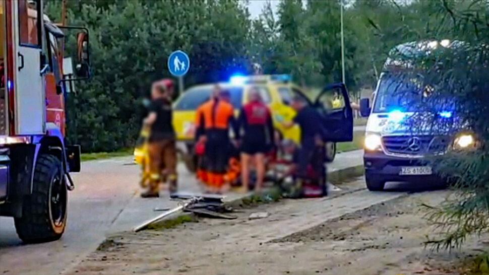 Tragiczny koniec powietrznych akrobacji. Skoku ze spadochronem nie przeżyły dwie kobiety
