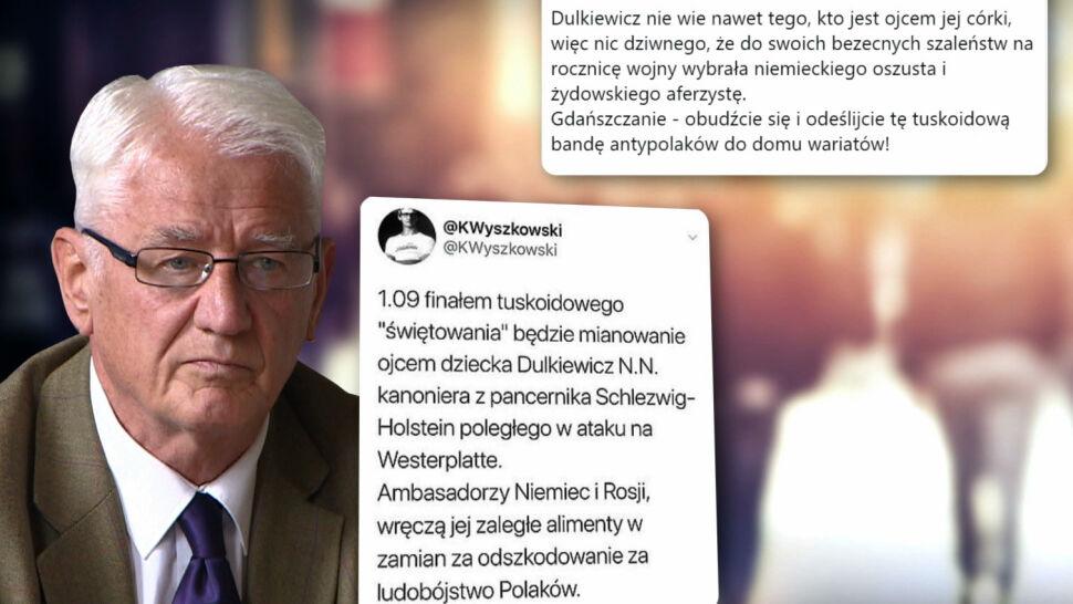"""""""Hańbiący"""" atak na prezydent Dulkiewicz. Radne chcą ukarania działacza opozycji z czasów PRL"""