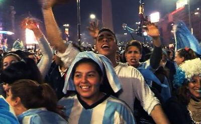 14.07.2014 | Argentyna druga, ale nie przegrana. Wielka fiesta w Buenos Aires