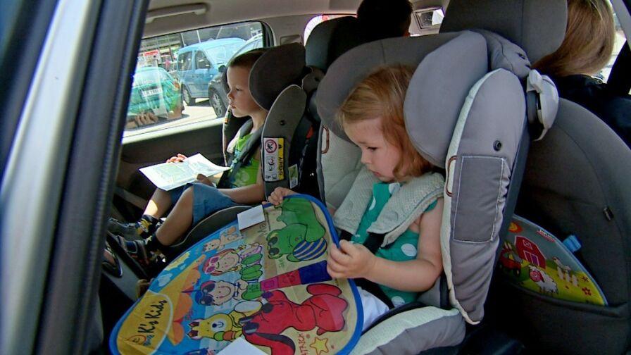 Większość rodziców źle zabezpiecza dziecko w autach