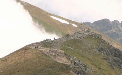 Brak przygotowania i wyobraźni. Tatrzański Park Narodowy apeluje o rozwagę