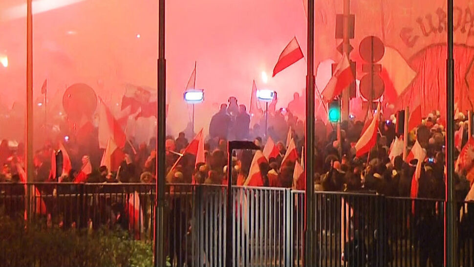Sąd we Wrocławiu zezwolił na marsz narodowców