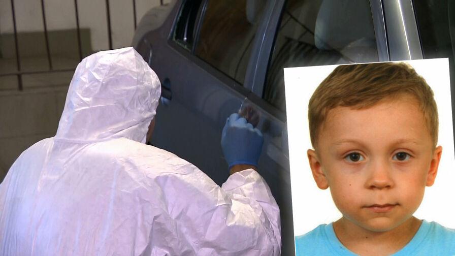 Trwają poszukiwania 5-letniego Dawida. Jego ojciec popełnił samobójstwo