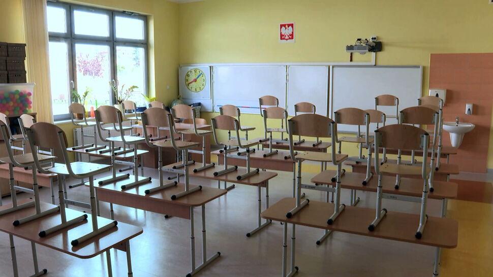16 szkół w Szczecinie przeszło na nauczanie zdalne. Powodem koronawirus