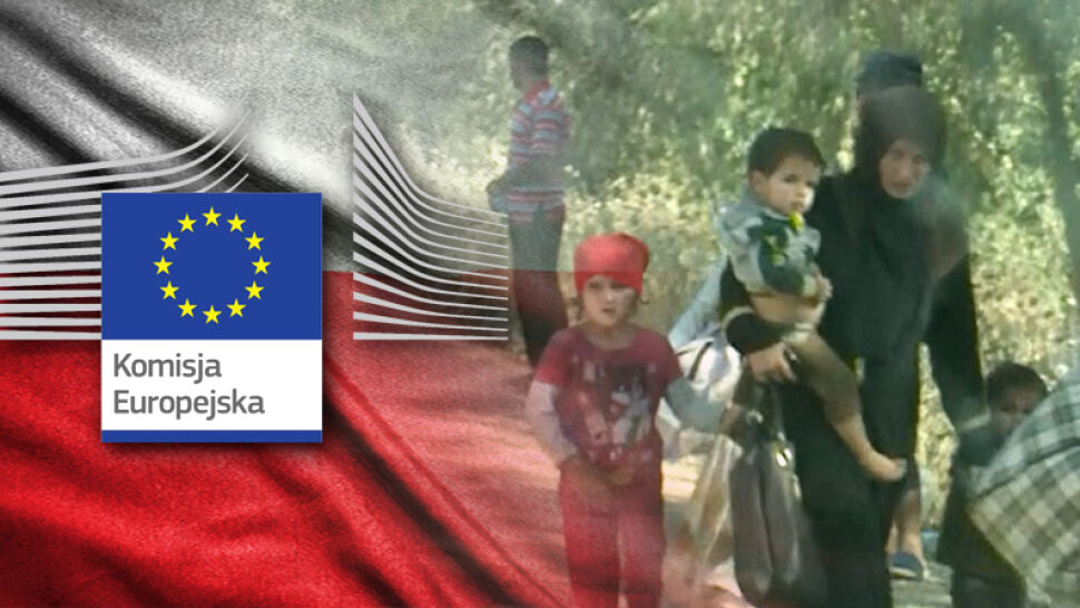 """Komisja Europejska wszczyna procedurę przeciwko Polsce. """"To podwójne standardy"""""""