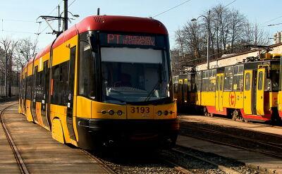 Polityczne zamieszanie wokół warszawskiego przetargu na tramwaje