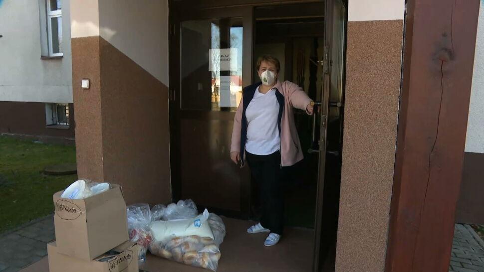 Opiekunki w Domu Pomocy Społecznej w Koszęcinie proszą o pomoc