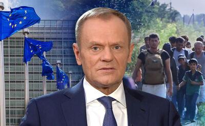 """""""Antyeuropejska propozycja"""". Unijny komisarz krytykuje list Tuska"""