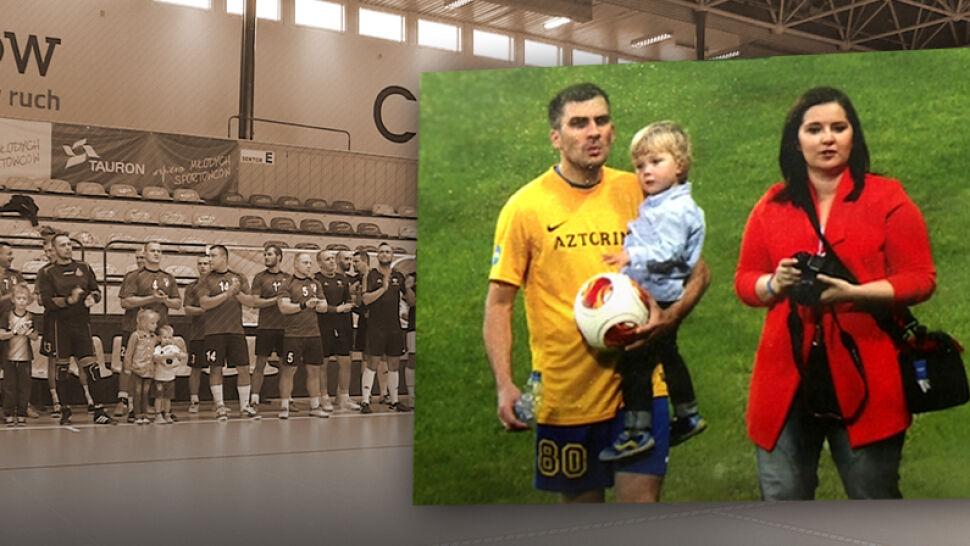 """Memoriał rodziny Kmiecików. """"Piłka zawsze była bardzo istotna dla Darka"""""""
