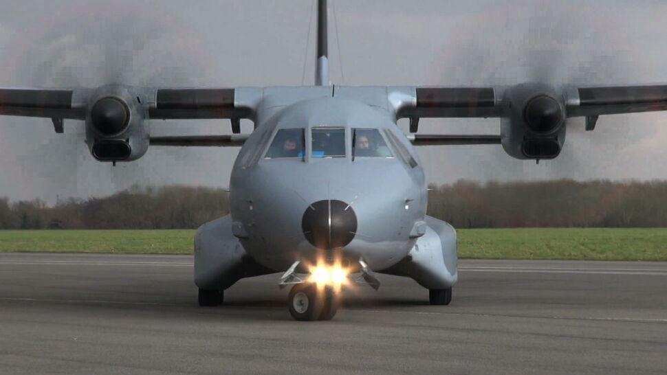 GROM szuka samolotu do wynajęcia. Organizuje jawny przetarg