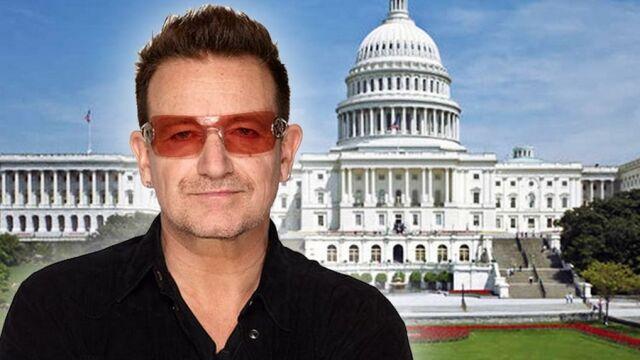 """Bono przed amerykańskim Senatem. Mówił o Polsce i """"hipernacjonalizmie"""""""