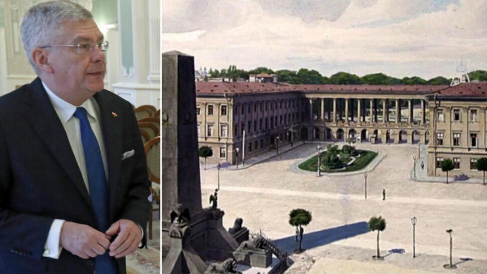 Pałac Saski ma stanąć. Z Trzaskowskim, albo bez Trzaskowskiego