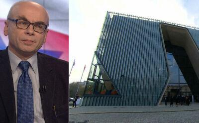 Koniec kadencji dyrektora Muzeum POLIN. Minister nie przedłużył kontraktu
