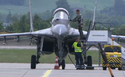 Rozszczelnienie kabiny i awaryjne lądowanie. MiG-i znów uziemione