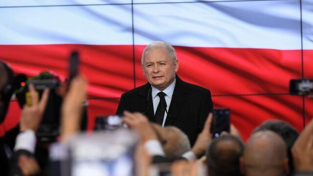 """""""Kaczyński ma w tej chwili o wiele poważniejsze problemy niż sprawa Banasia"""""""