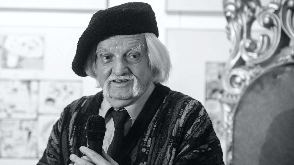 """Zmarł Papcio Chmiel, twórca """"Tytusa, Romka i A'Tomka"""". Miał 97 lat"""