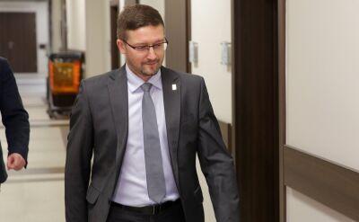 Izba Dyscyplinarna zajmie się sprawą Juszczyszyna. Michał Laskowski komentuje