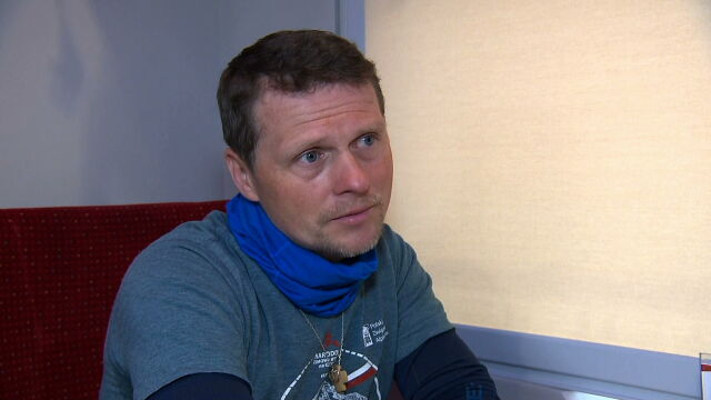 Jarosław Botor: to jest taki pozytywny strach, który człowieka mobilizuje