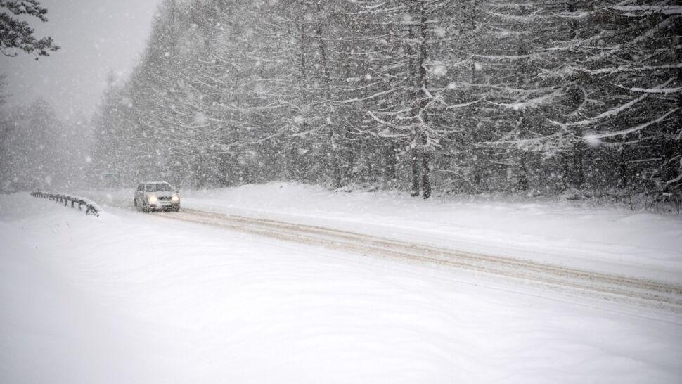Atak zimy w Polsce. Na drogach może być niebezpiecznie