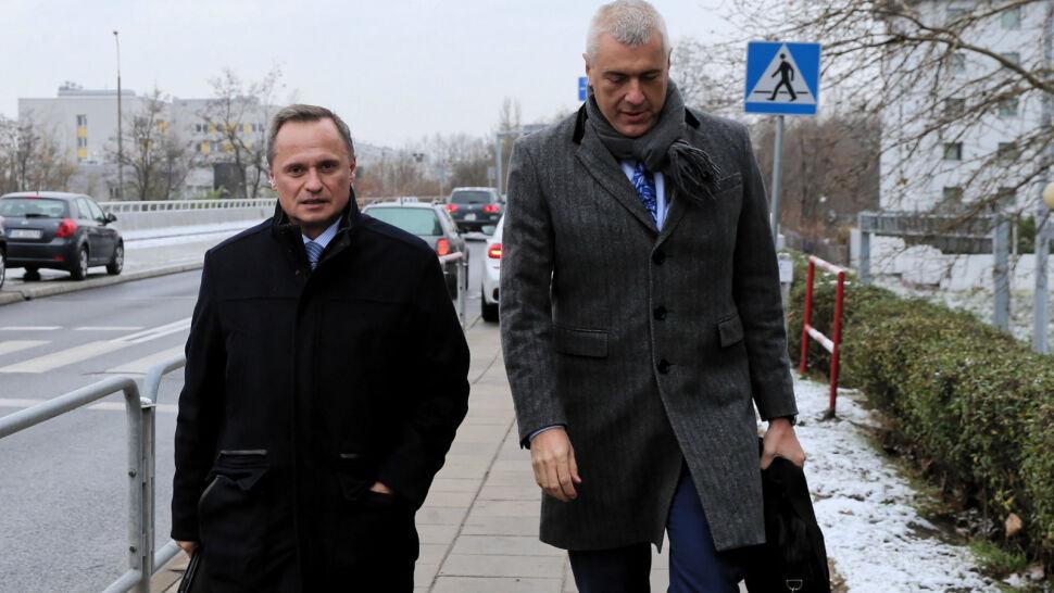 Pierwszy przesłuchany w sprawie KNF. Leszek Czarnecki w prokuraturze