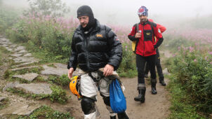 TOPR: chances of survival of the missing cavers are minimal