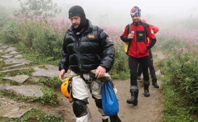 Akcja w Tatrach. Pogoda utrudnia pracę ratownikom