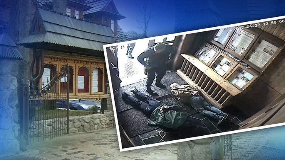 Kradli z kościelnych skarbonek, ksiądz zaryglował drzwi. Wszystko nagrały kamery