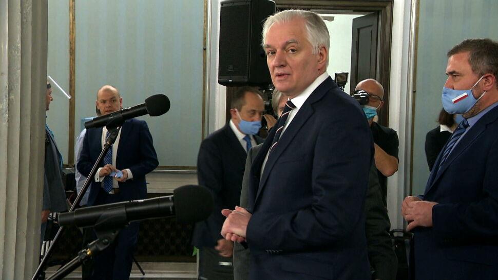 Rzeczniczka Porozumienia: Bielan dostał od Kaczyńskiego zielone światło