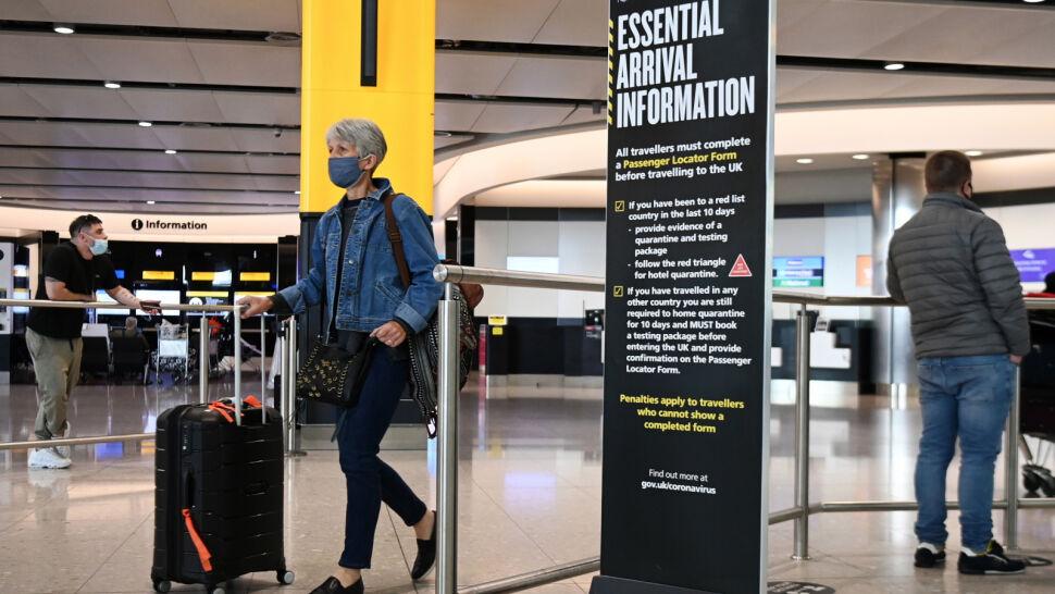 Nowe zasady dla podróżujących z Indii, Brazylii i RPA