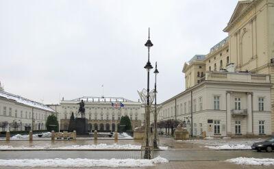 Stefan W. planował atak w Pałacu Prezydenckim? Sprzeczne wersje