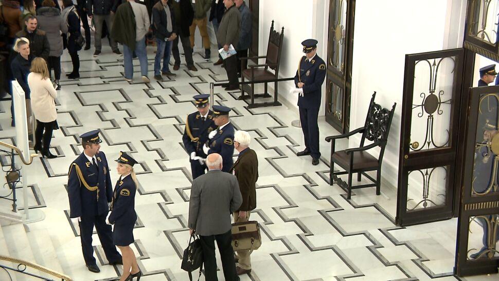 Nowe uprawnienia dla Straży Marszałkowskiej? Opozycja przeciwna