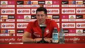 31.08.2021 | Robert Lewandowski pełen optymizmu przed meczami eliminacyjnymi MŚ