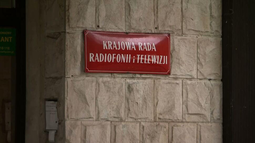 Krajowa Rada Radiofonii i Telewizji przyjęła uchwałę przed głosowaniem w sprawie koncesji dla TVN24