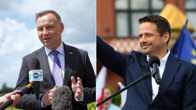 Debata prezydencka TVN, TVN24, Onetu i WP. Są dzień i godzina, brak potwierdzenia udziału Andrzeja Dudy - Fakty TVN online