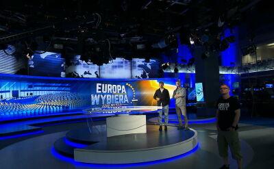 O 20.35 w niedzielę wieczór wyborczy w TVN24