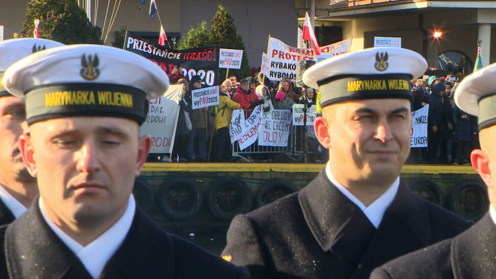 Protesty podczas wystąpienia prezydenta. Politycy PiS oburzeni