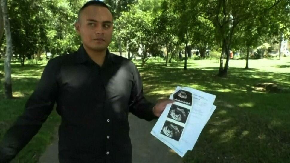 Matka przerwała ciążę w siódmym miesiącu. Teraz ojciec chce odzyskać ciało syna