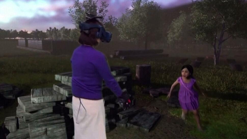 """""""Spotkała"""" nieżyjącą córkę w wirtualnej rzeczywistości. Kontrowersyjny projekt z Korei Południowej"""