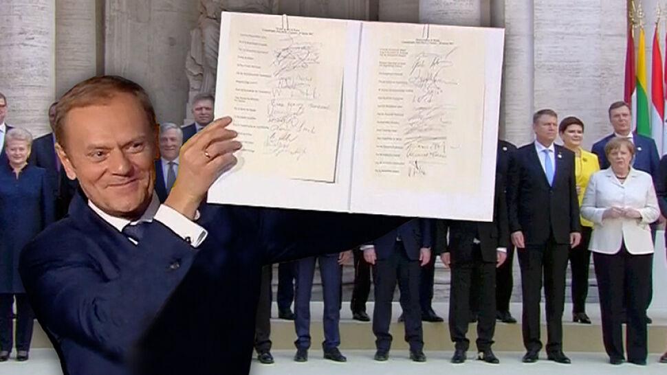 Deklaracja Rzymska przyjęta. Polskie postulaty zostały uwzględnione