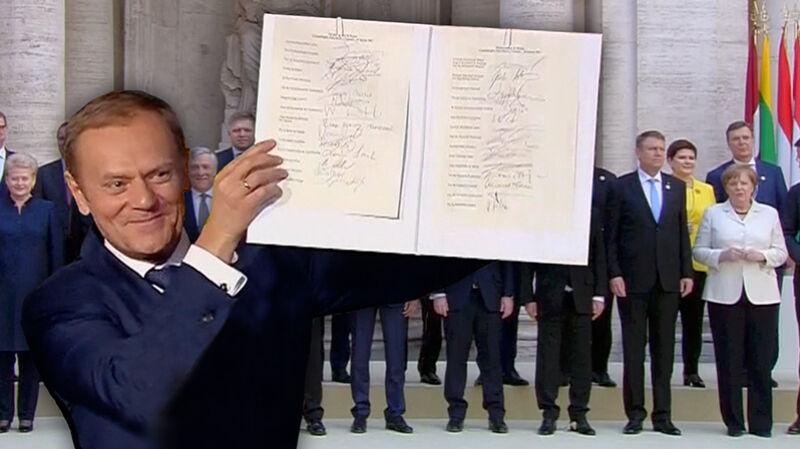 25.03.2017 | Deklaracja Rzymska przyjęta. Polskie postulaty zostały uwzględnione