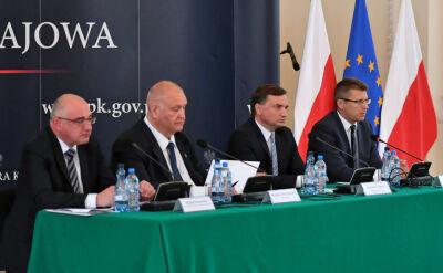 Zbigniew Ziobro o mafii lekowej: rząd PO i PSL zlikwidował odpowiedzialność