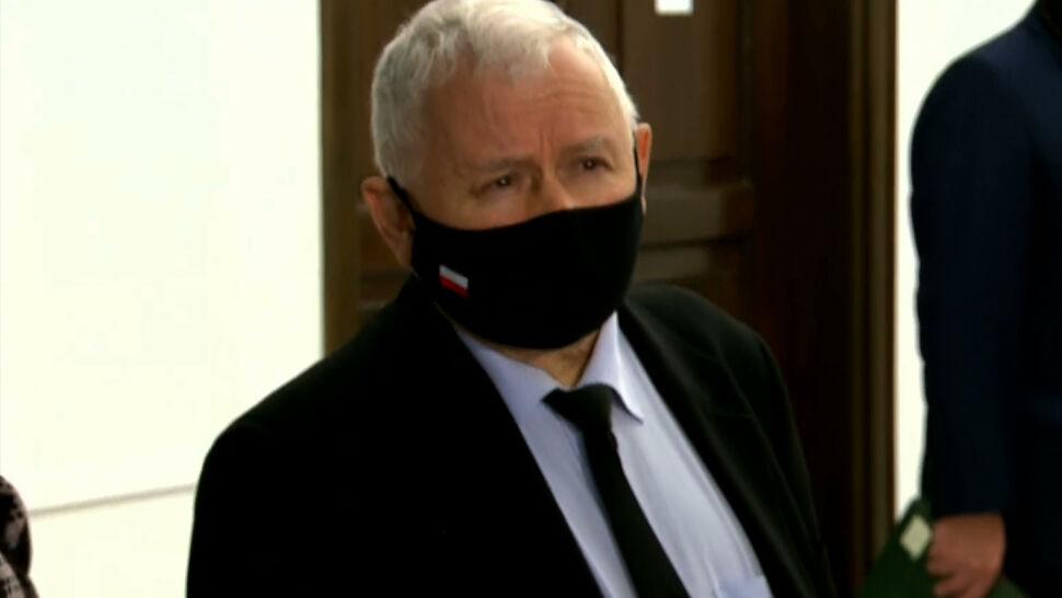 Przedterminowe wybory? Kaczyński o skali napięć w Zjednoczonej Prawicy