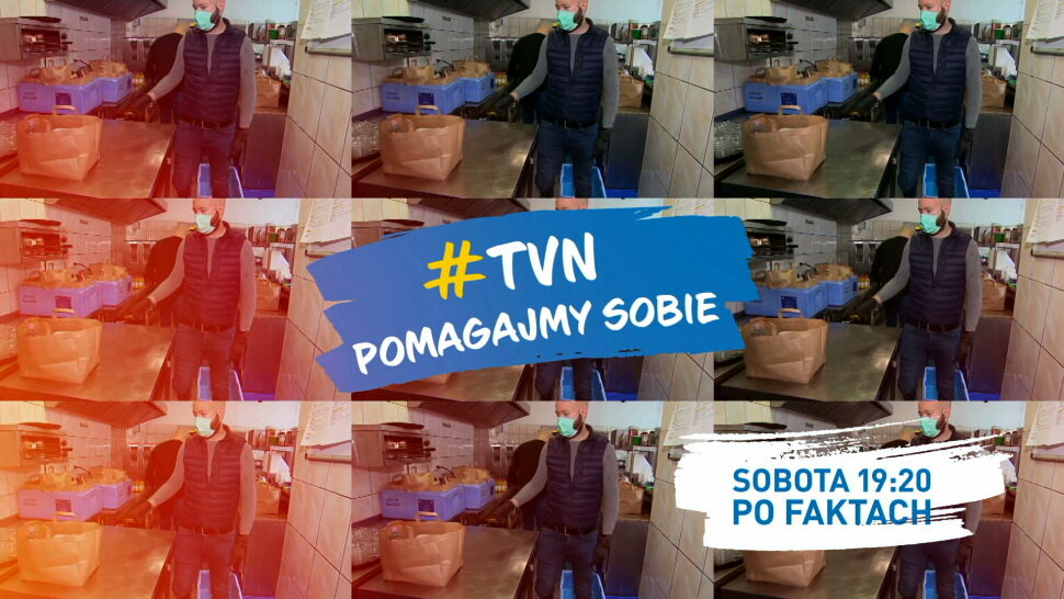 Już w sobotę charytatywny blok reklamowy w TVN. Wpływy z emisji zostaną przekazane na akcję #TVNpomagajmysobie